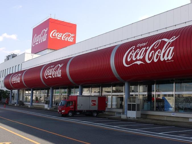 コカ・コーラ京都工場見学会開催!